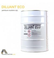Diluant Eco peinture routière 25L